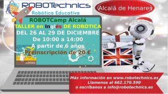 robotechnics robótica educativa programación Scratch robotcamp Arduino Raspberry Pi Linux Python PHP Web videojuegos electrónica inteligencia artificial campamento taller
