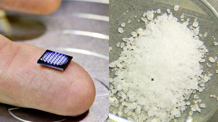 ROBOTechnics IBM ordenador mas pequeño del mundo