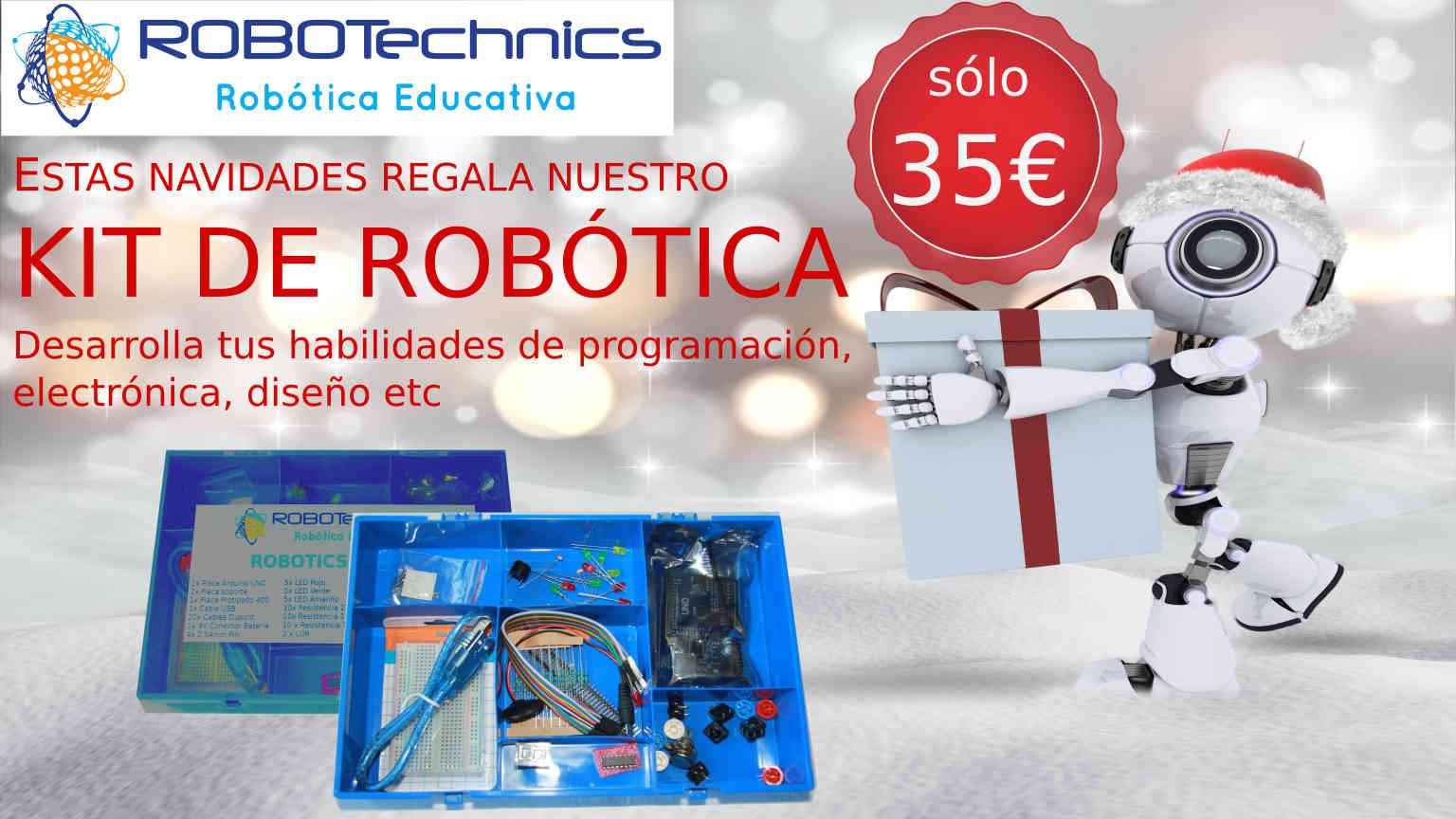 Kit de Robotica para niños