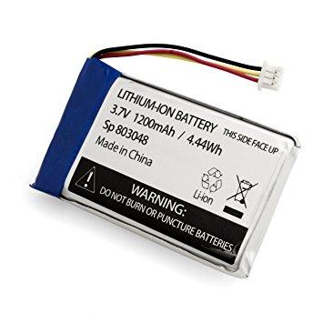 robotechnics battery bateria Li Ión-Litio móvil mobile