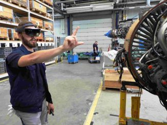 robotechnics realidad virtual MTU maintenance