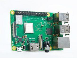 Robotechnics Raspberry Pi 3b+