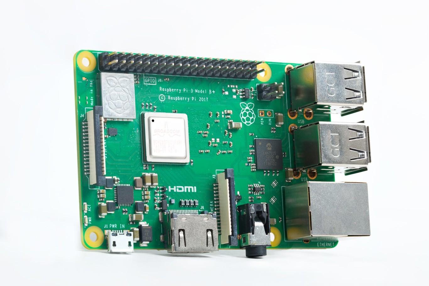 RaspberryPI3Bplus