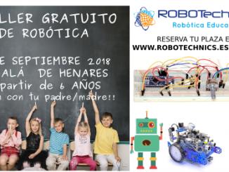 Robotechnics Taller de Robotica 2018