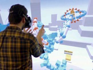 robotechnics realidad virtual aumentada visión artificial python