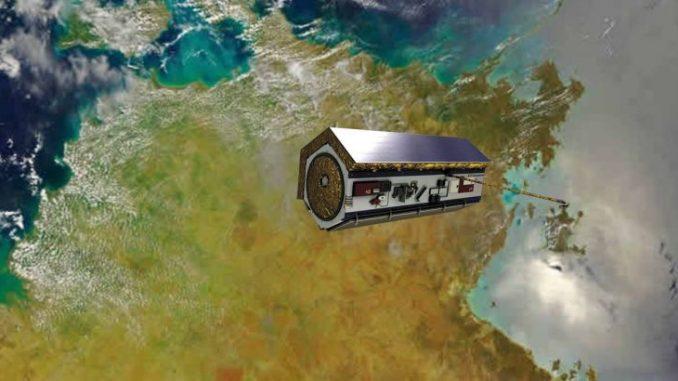 robotechnics satelite PAZ