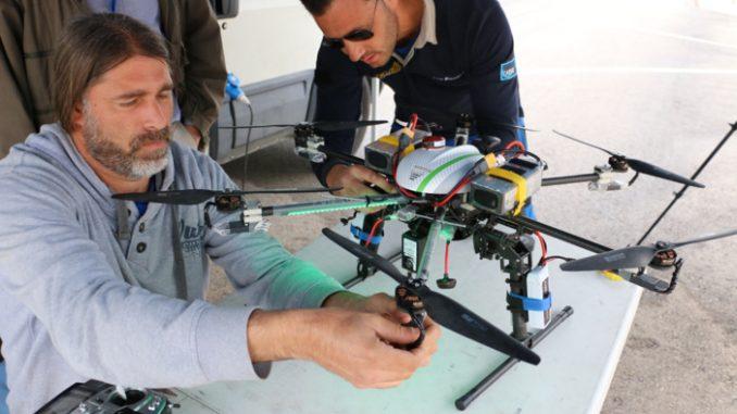 robotechnics drones