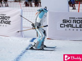 ski robot robotechnics